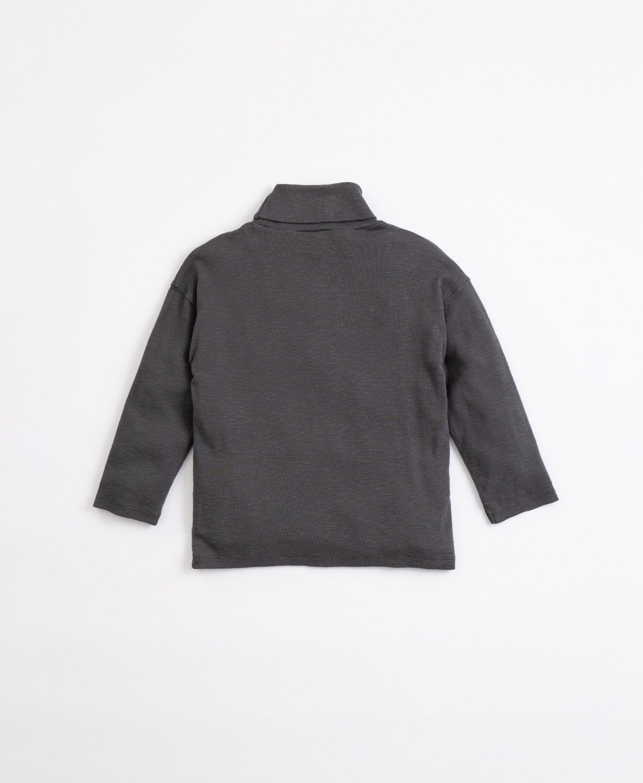 Camisola de gola alta | Illustration