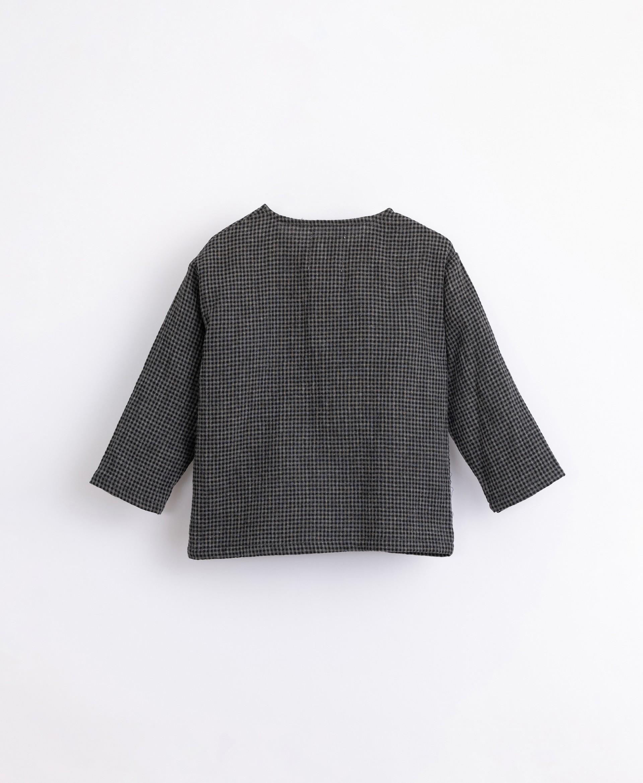 Camisa de tecido em algodão | Illustration