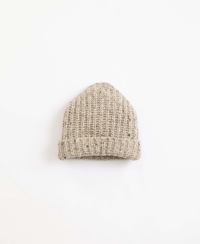 Gorro tricotado | Illustration