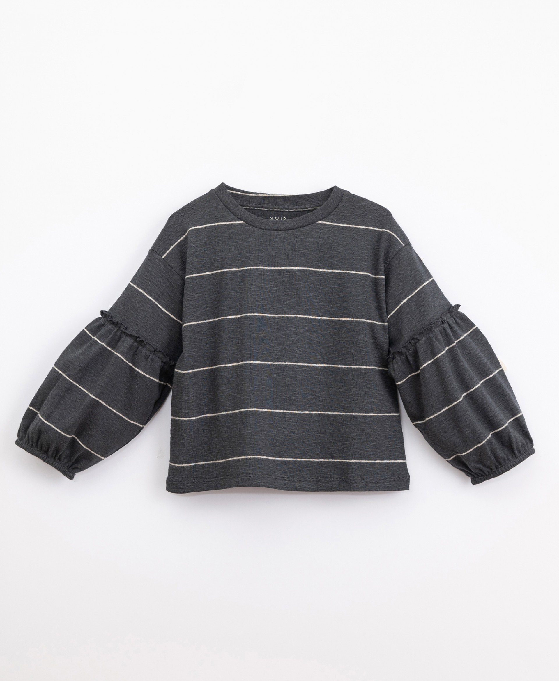 Striped jersey in organic cotton | Illustration