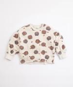 Camisola em algodão com estampado | Illustration