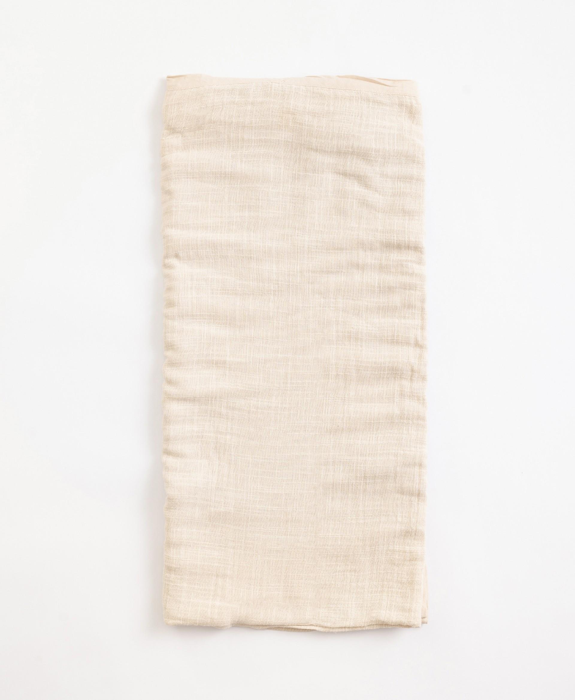 Musselina de tecido em algodão   Illustration