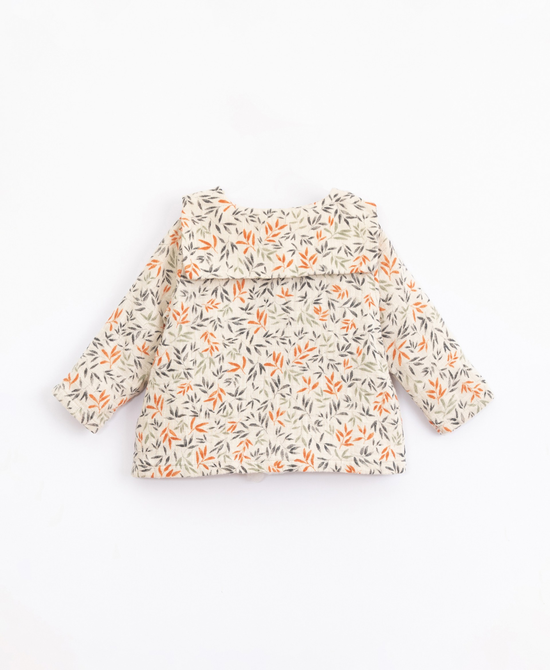 Tunic in cotton with a print | Illustration