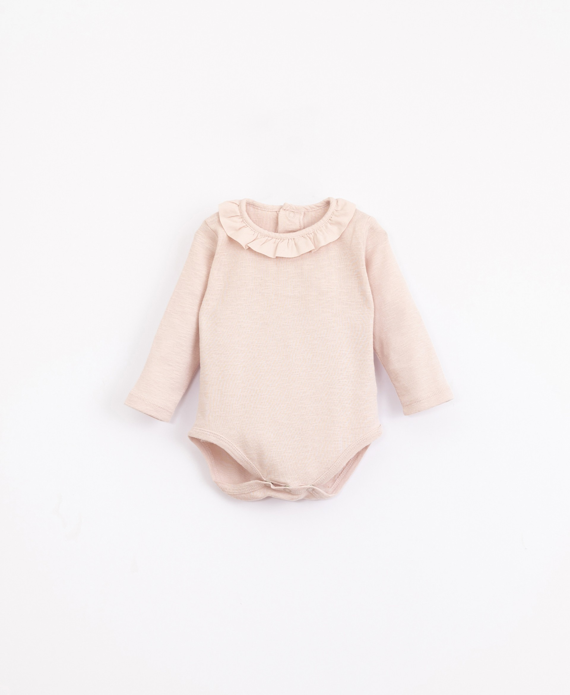 Body in organic cotton with spring-clip opening | Illustration
