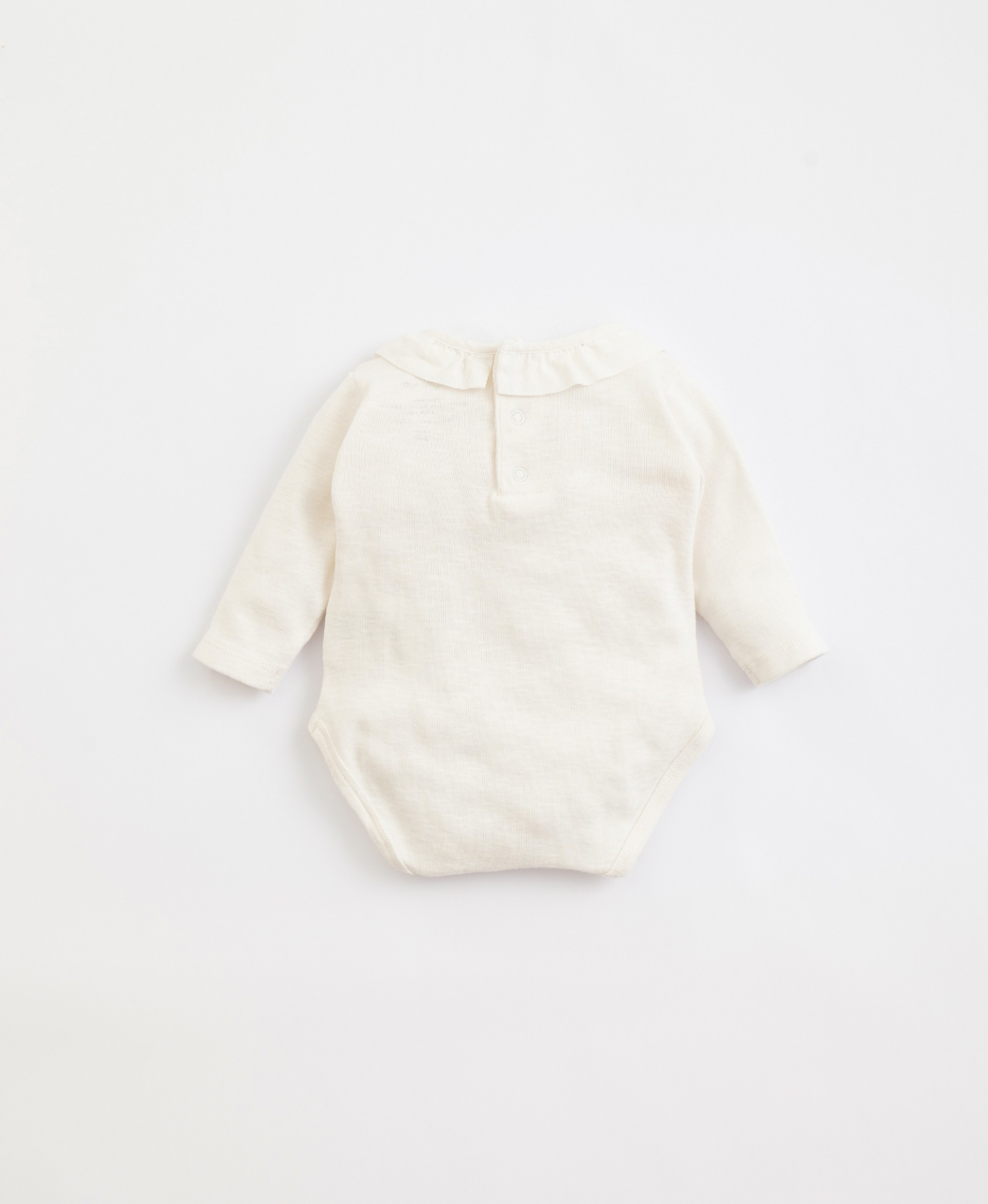 Body in organic cotton with metal clip opening | Illustration