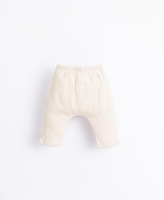 Calça de tecido | Illustration