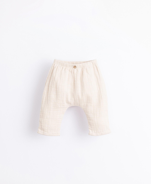 Pantaloni in tessuto | Illustration