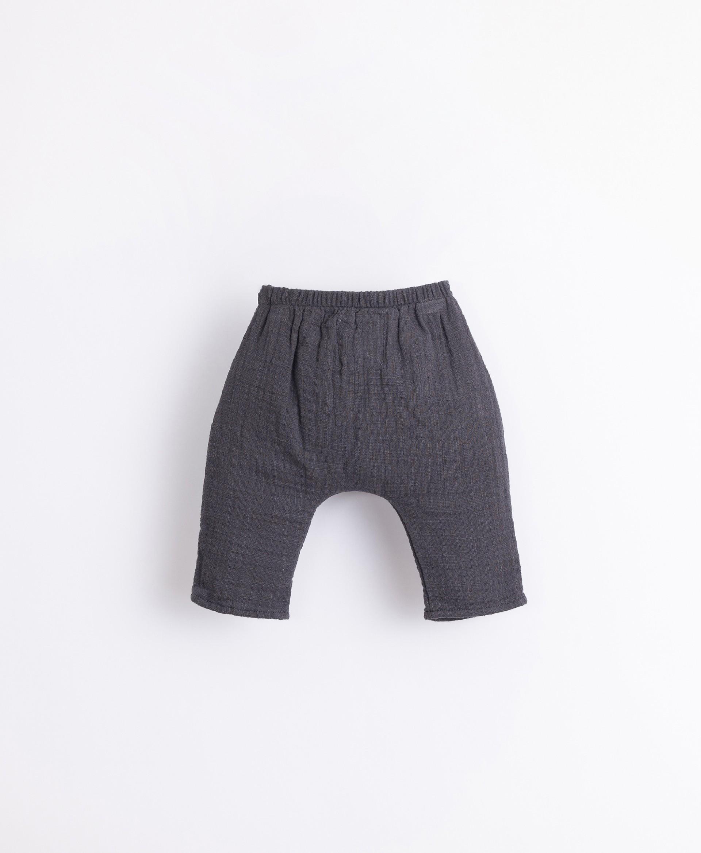 Pantalón de tela | Illustration