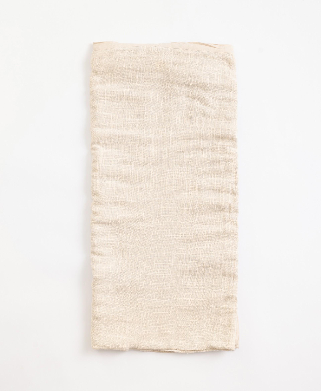 Mussola in tessuto di cotone| Illustration