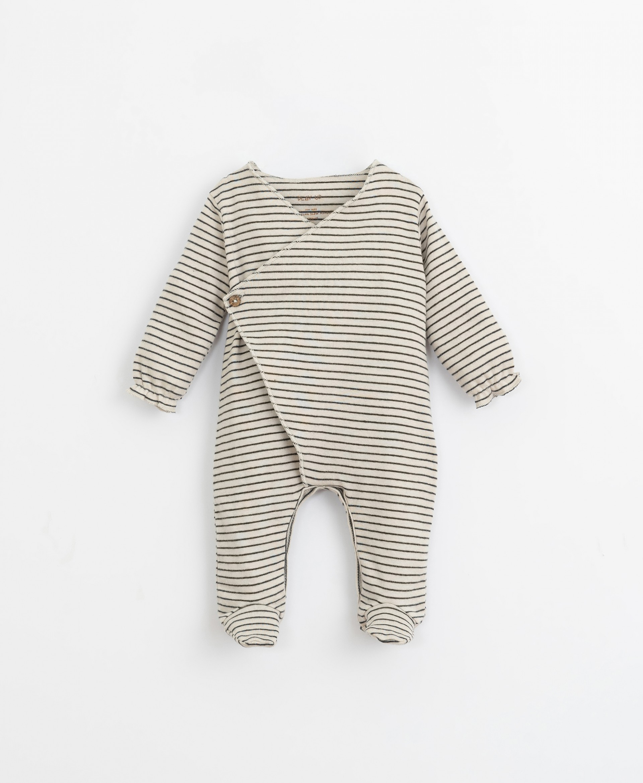 Set da 2 pigiamini in cotone organico | Illustration
